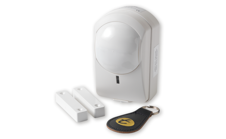 property exit sensor