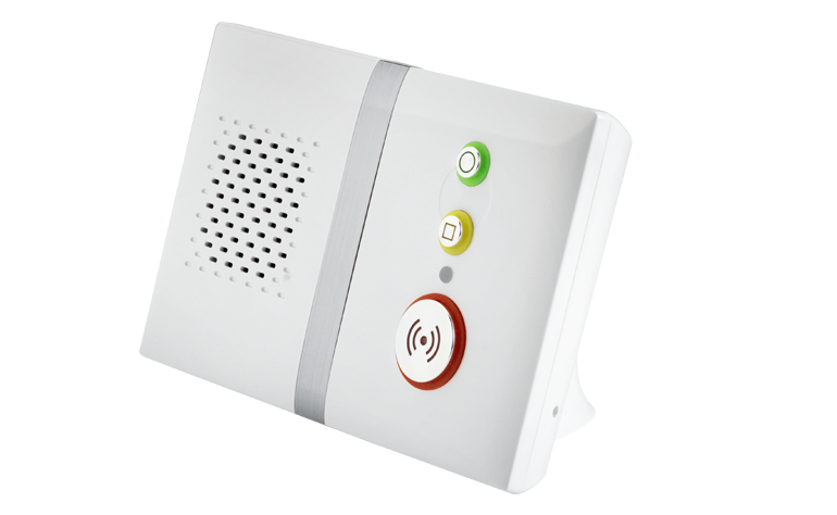 reach at home alarm unit