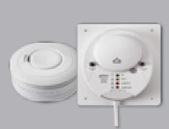 CO and smoke detector