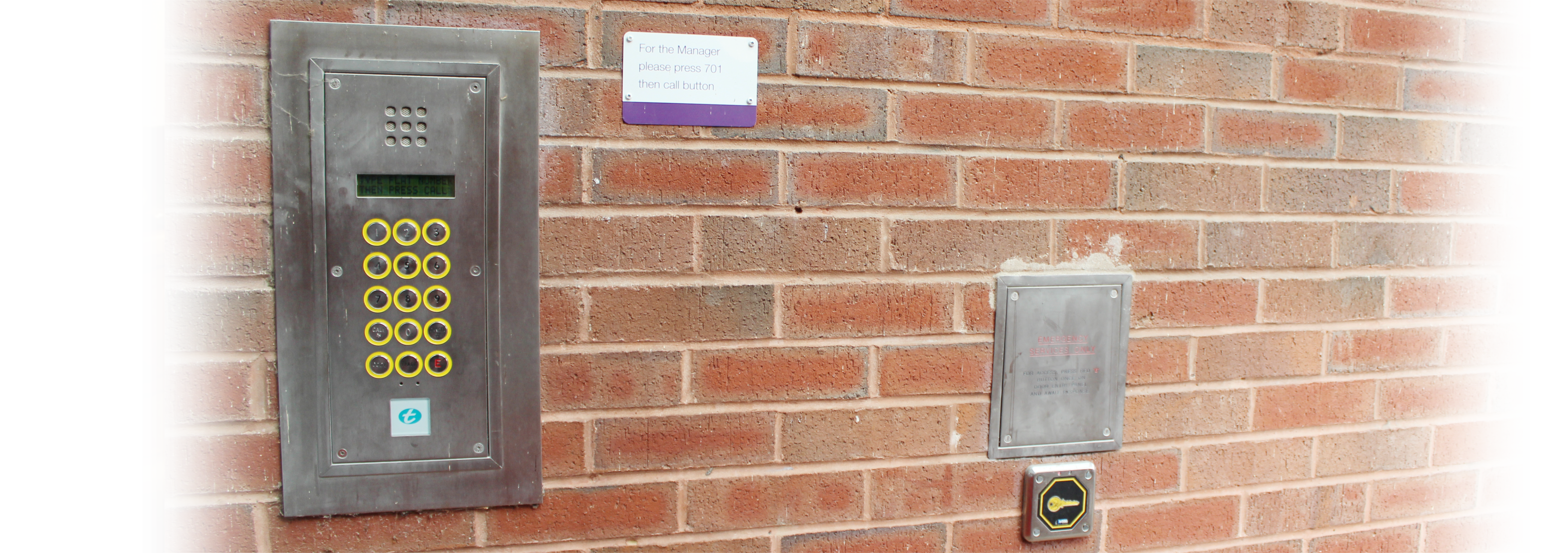 Tynetec Trusted Technology Caring For People King Gate Keypad Wiring Diagram Door Entry Systems
